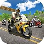 3D Motosiklet Yarışçısı