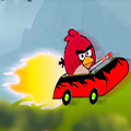 Angry Birds Araba