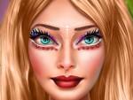 Barbie Makyaj Yapma