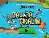 Bugs Bunny Balık Tutma