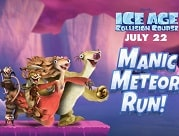 Buz Devri Meteor Koşusu