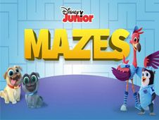 Disney Junior Labirentler