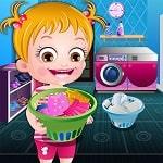 Hazel Bebek Çamaşır Zamanı