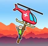 Helikopterle Riskli Kurtarma