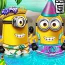 Minions Havuz Partisi