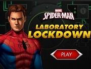 Örümcek Adam Laboratuvar Kilidi