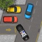 Polis Aracını Parket