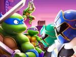Power Rangers ve Ninja Kaplumbağalar