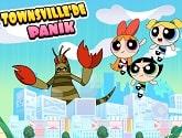 Powerpuff Girls Townsvillede Panik