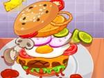 Puanlı Hamburger Yapma