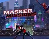 Spiderman Maskeli Görevler