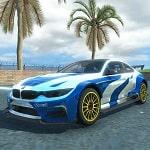 Süper Araba Sürücüsü