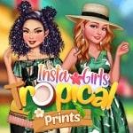 Tropikal Instagram Kızları